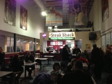 The Steak Shack