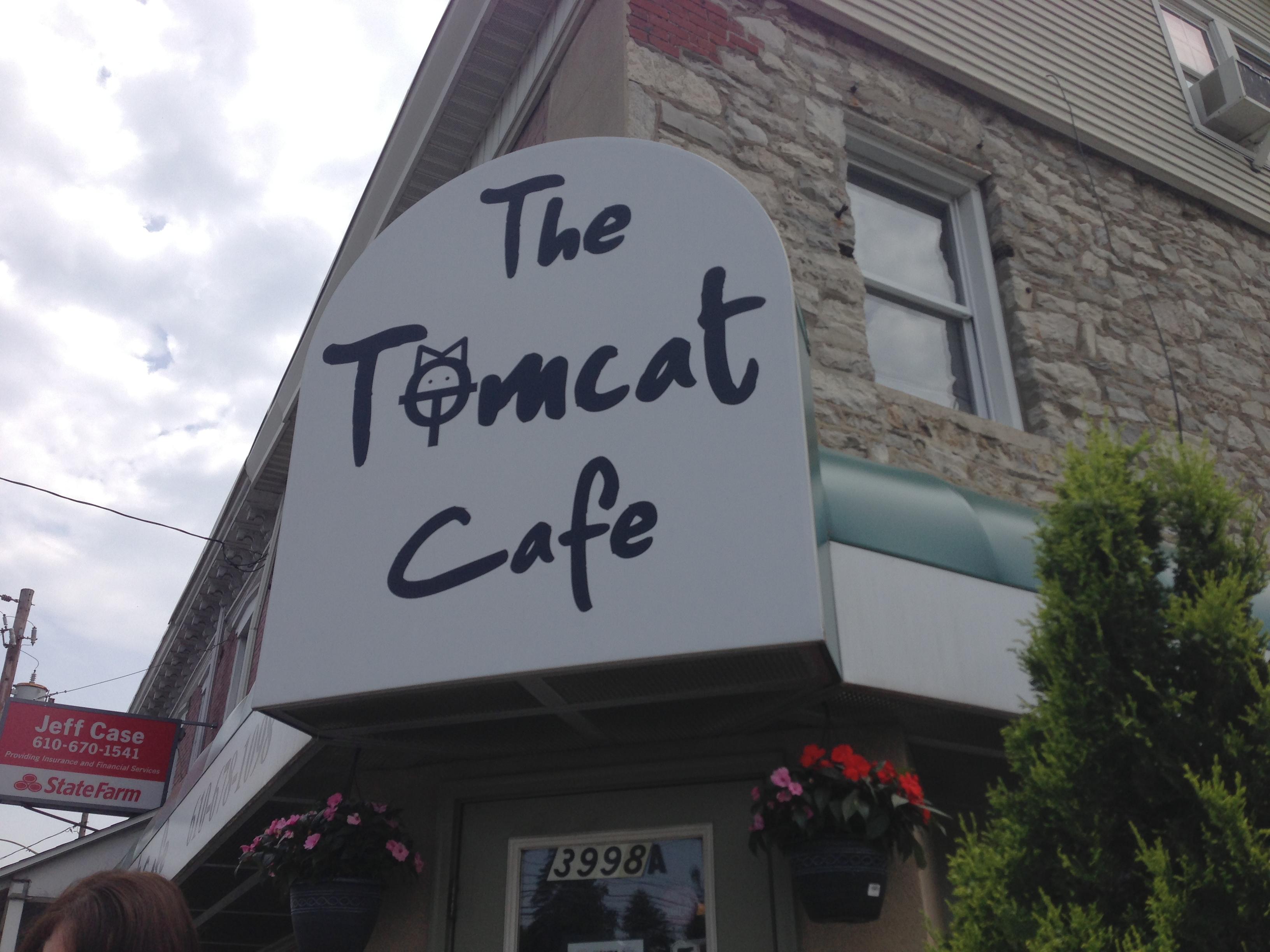 Tomcat Cafe Sinking Spring Menu