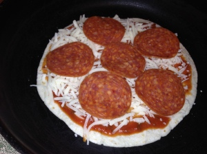 Tortilla Pizza 1