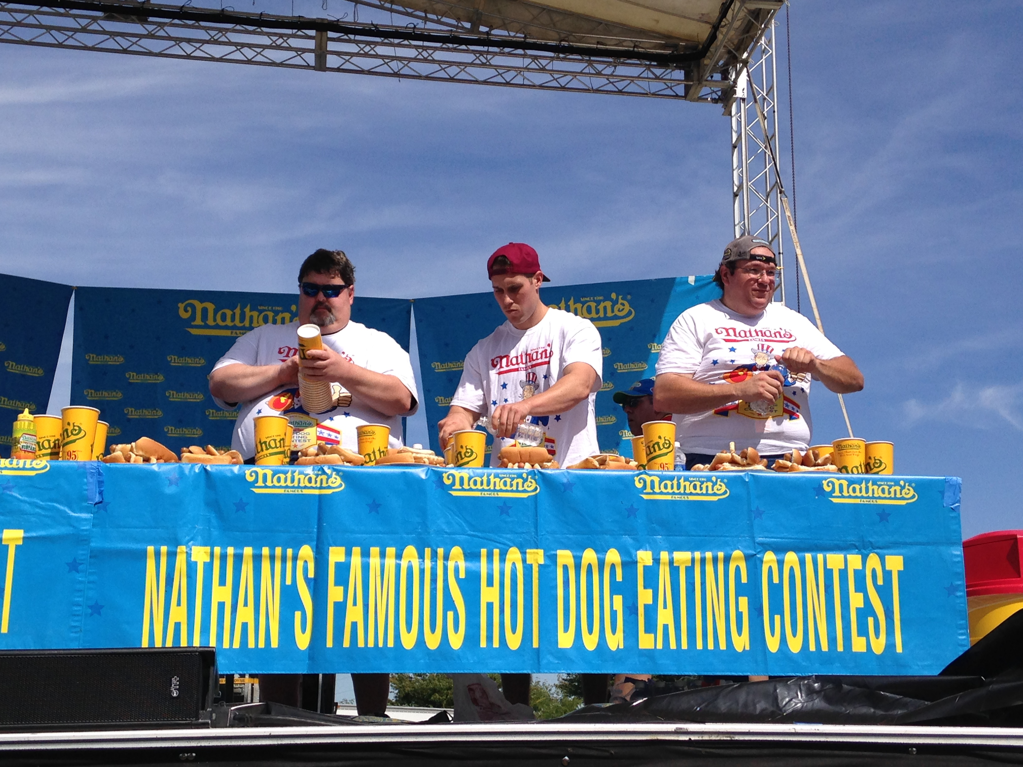 Nathan S Hot Dogs Lee County