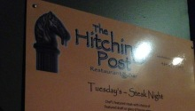 hitching post header