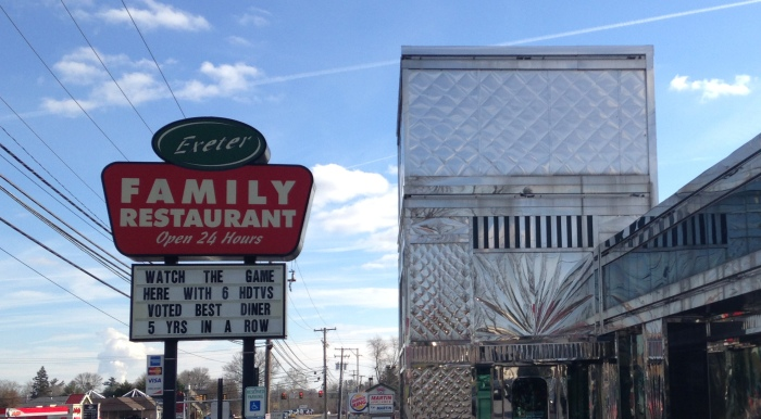 Best Diner: Exeter Family Restaurant