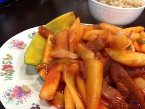 chen-vegetarian-house-mango-chicken