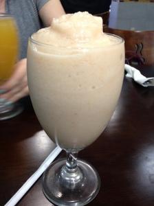 chen-vegetarian-house-papaya-smoothie