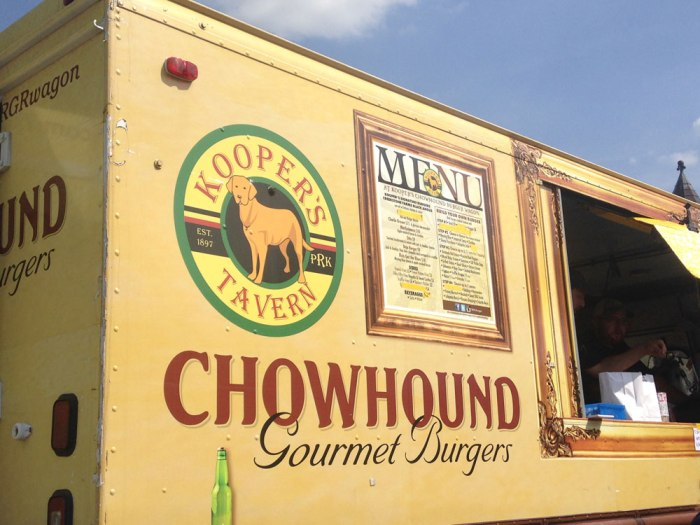 kooper-s-chowhound-food-truck