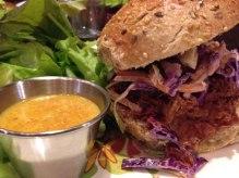 firefly-cafe-vegan-pulled-pork-sandwich