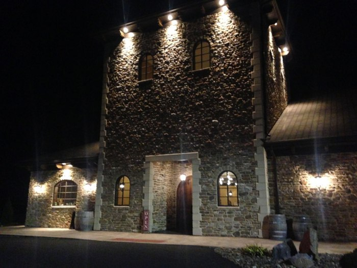 folino estate vineyard and winery berks county eats