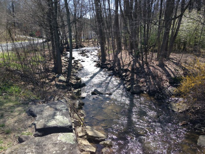 Robesonia's Furnace Creek