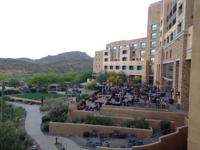 JW Marriott Starr Pass Resort