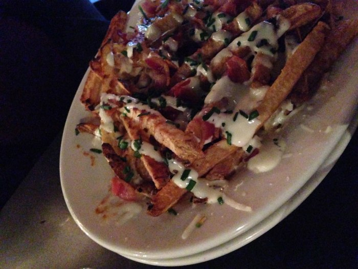 Indian Fort Inn Loaded Fries