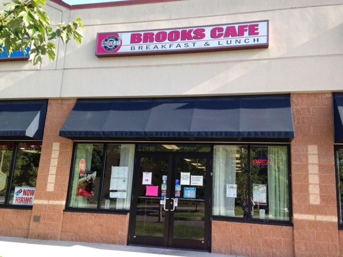 Brooks Cafe in Douglassville, PA