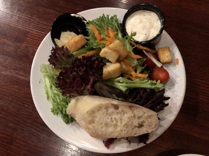 Ganly's Salad