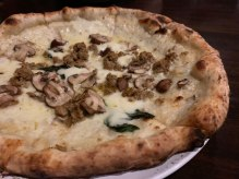 Salute Pizza Montanara