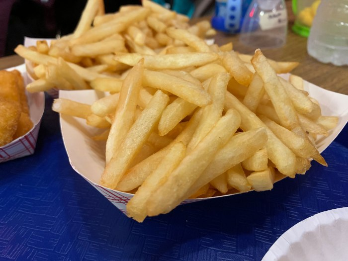 Kwik Shoppe Drive-In French Fries