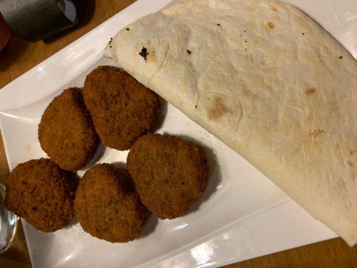 Alebrije Kids Quesadilla and Chicken Nuggets