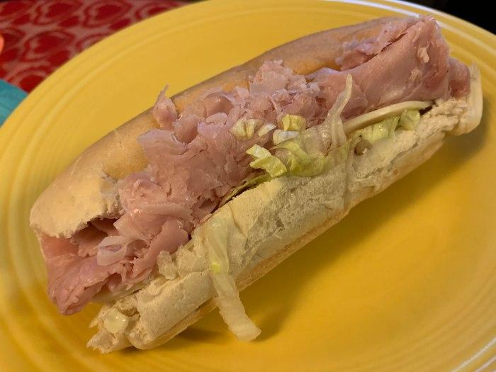 Screpesi's Ham on Roll