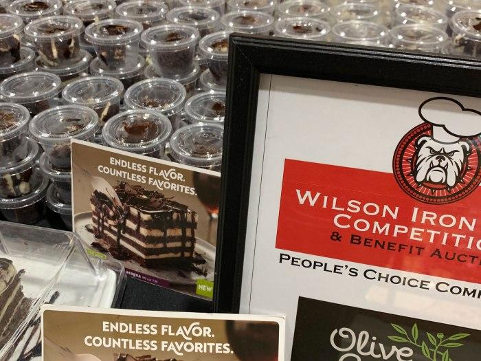 Olive Garden Chocolate Lasagna samples