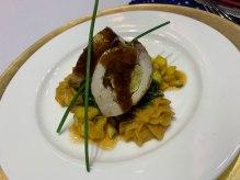 Chef Tim Twiford's Stuffed Pork Chops